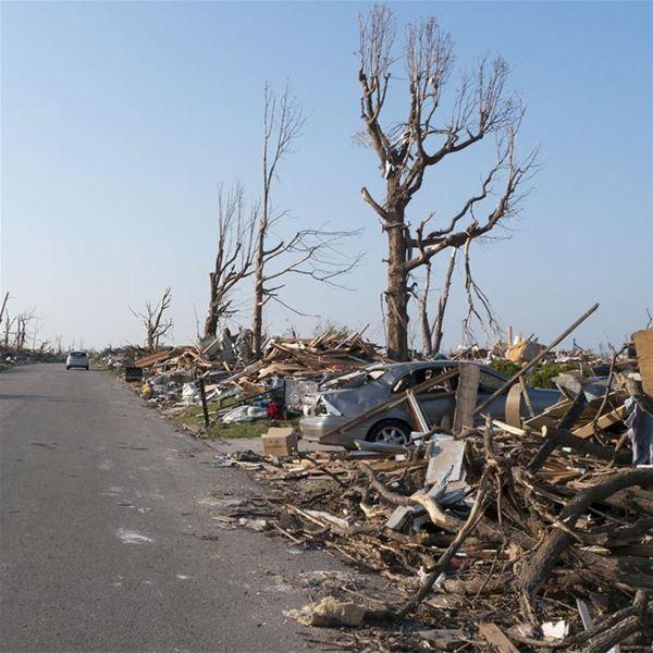 Vernissage: Gudrun - minnet av en storm