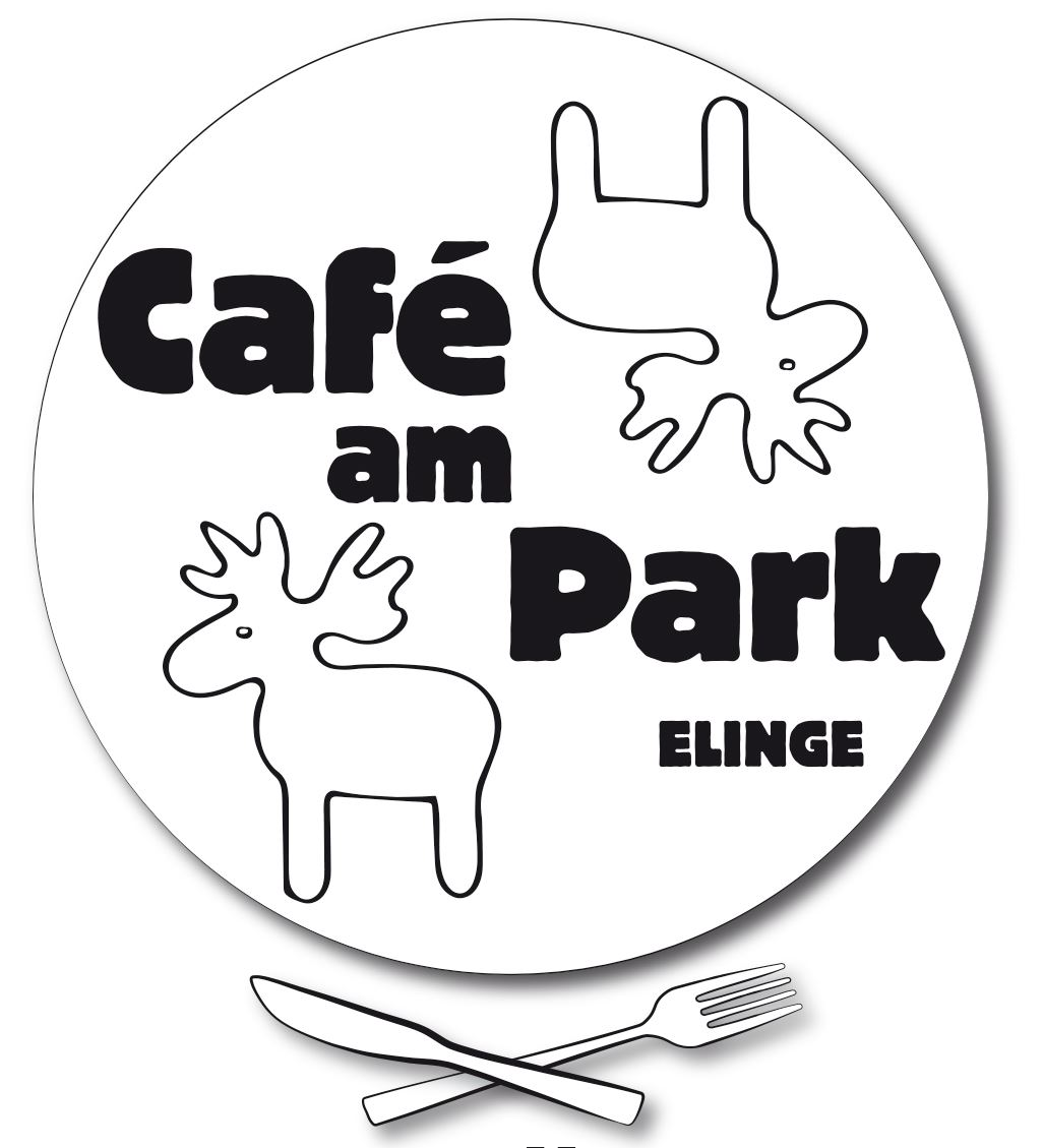 Våffelstuga: Cafe am Park