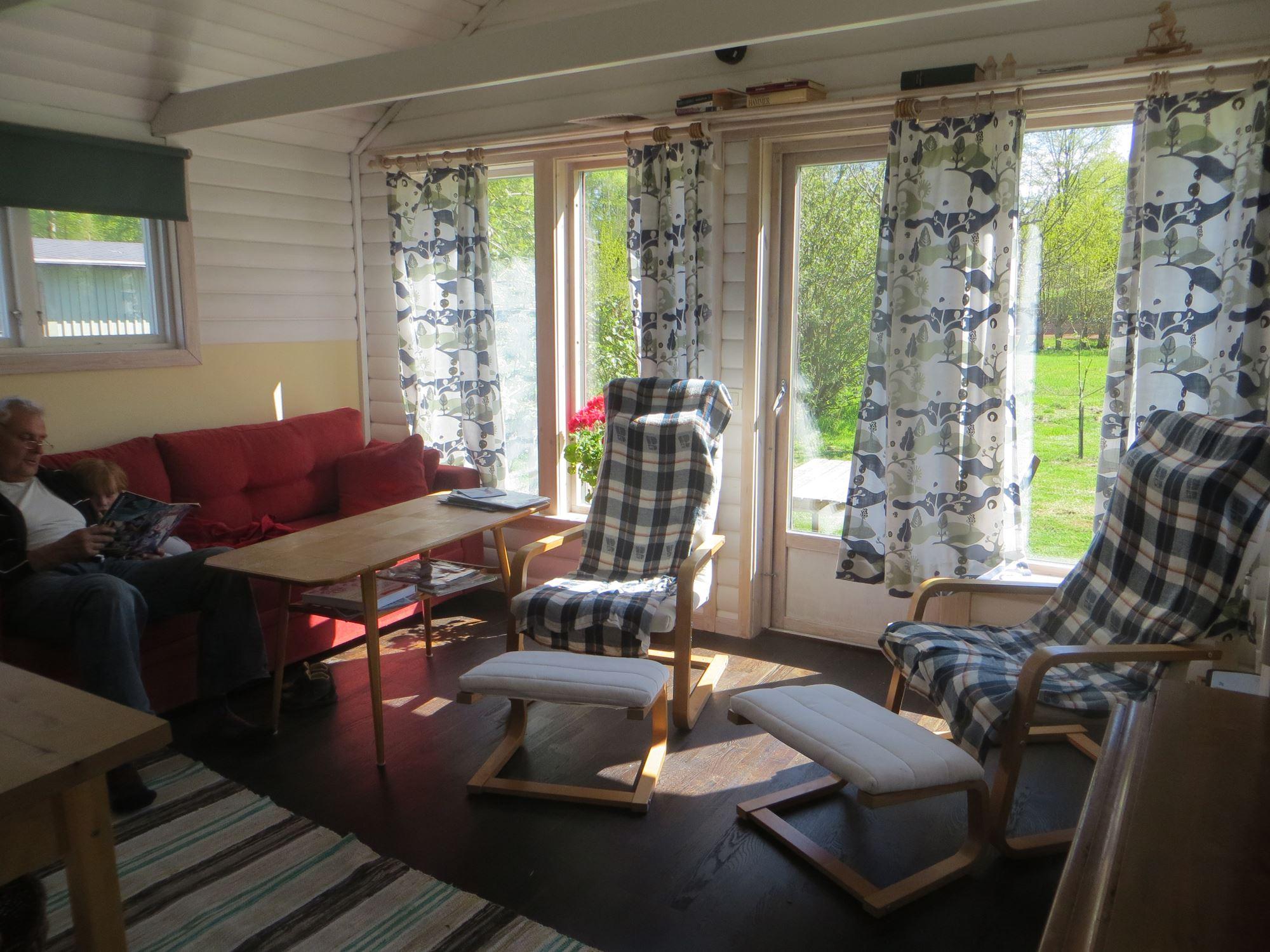 Cottage at Kolleviksvägen