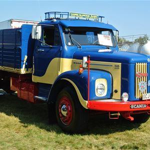 Lina Wideland,  © Klippan kommun, Skåne Truckshow