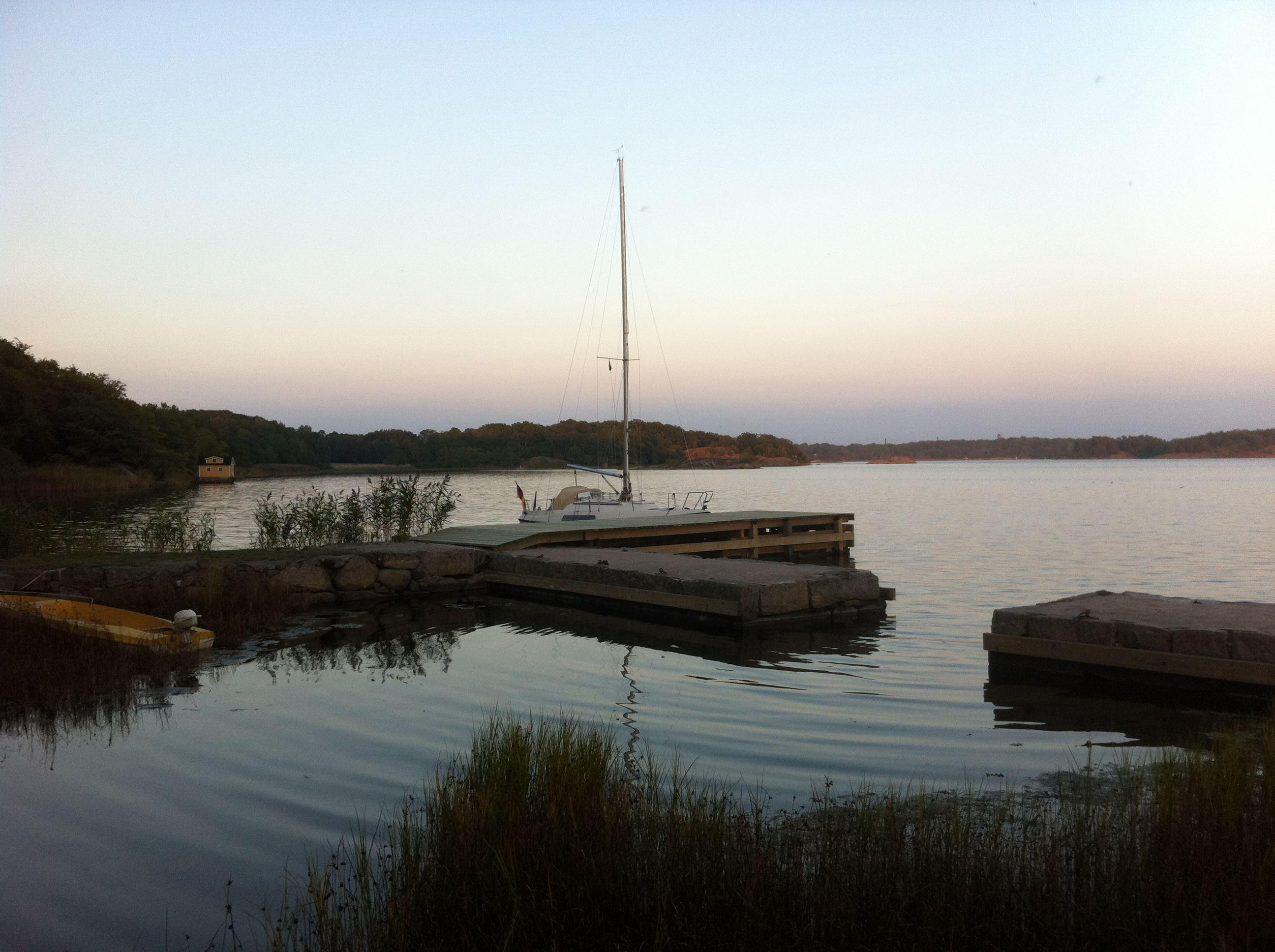 Skärva Herrgård - vid havet