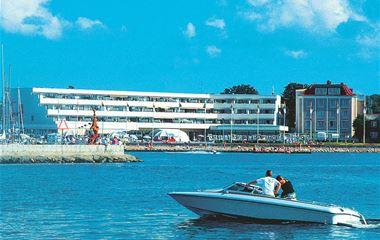 Wohnung Strand Hotell-Villa Lavendel. (R)