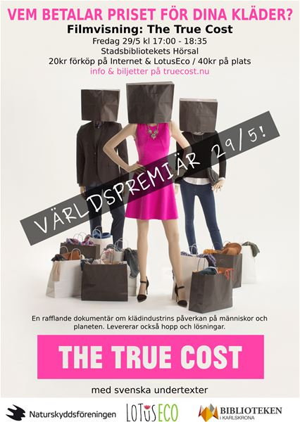 Documentary - The True Cost