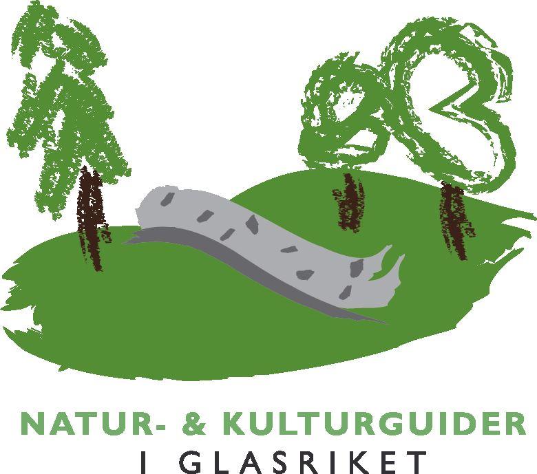 Skogsvandring i Svartbäcksmåla med Natur- & Kulturguider i Glasriket