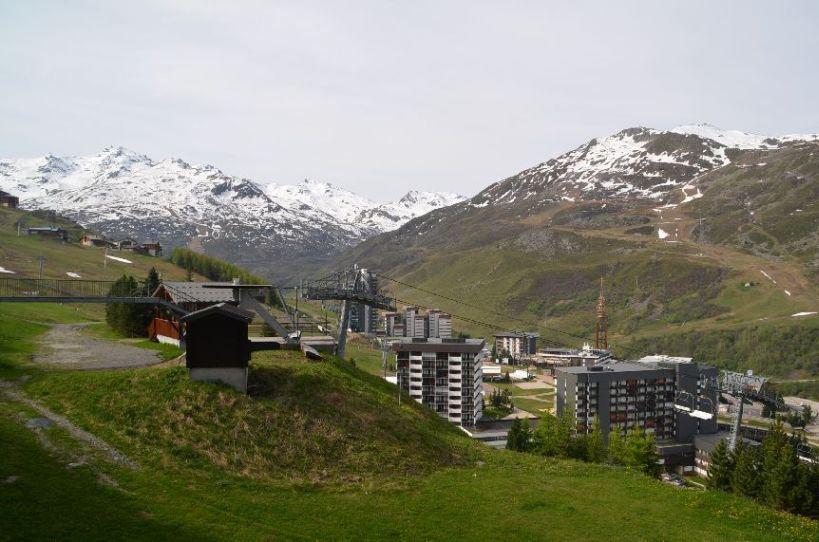 3 Pers Studio ski-in ski-out / TOUGNETTE 415