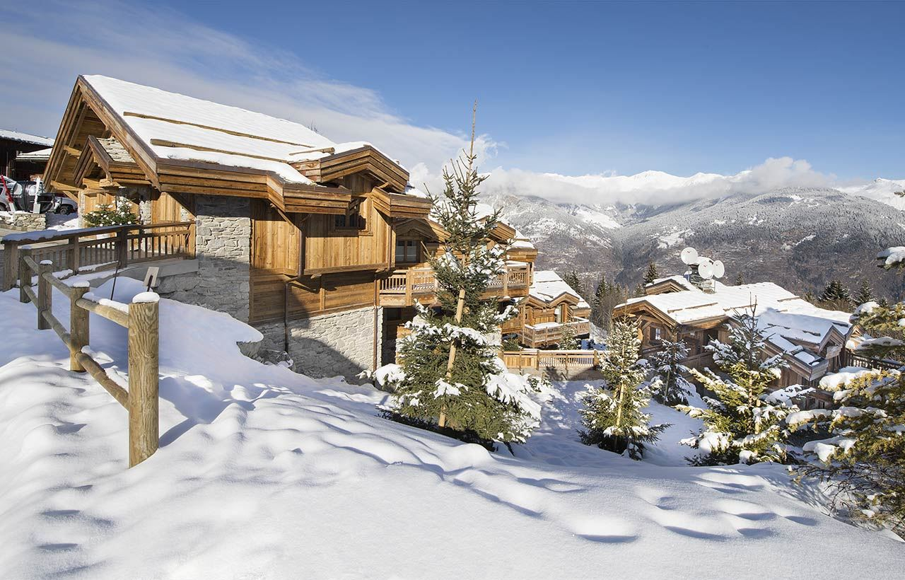CHALET S: Chalet for 10 people