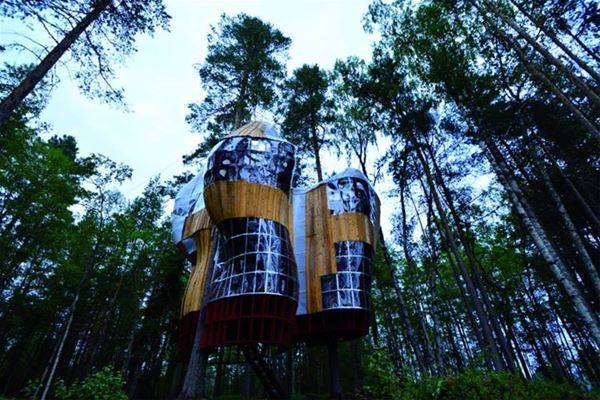 Islands Treehouses
