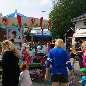 Barnens Dag i Trönö