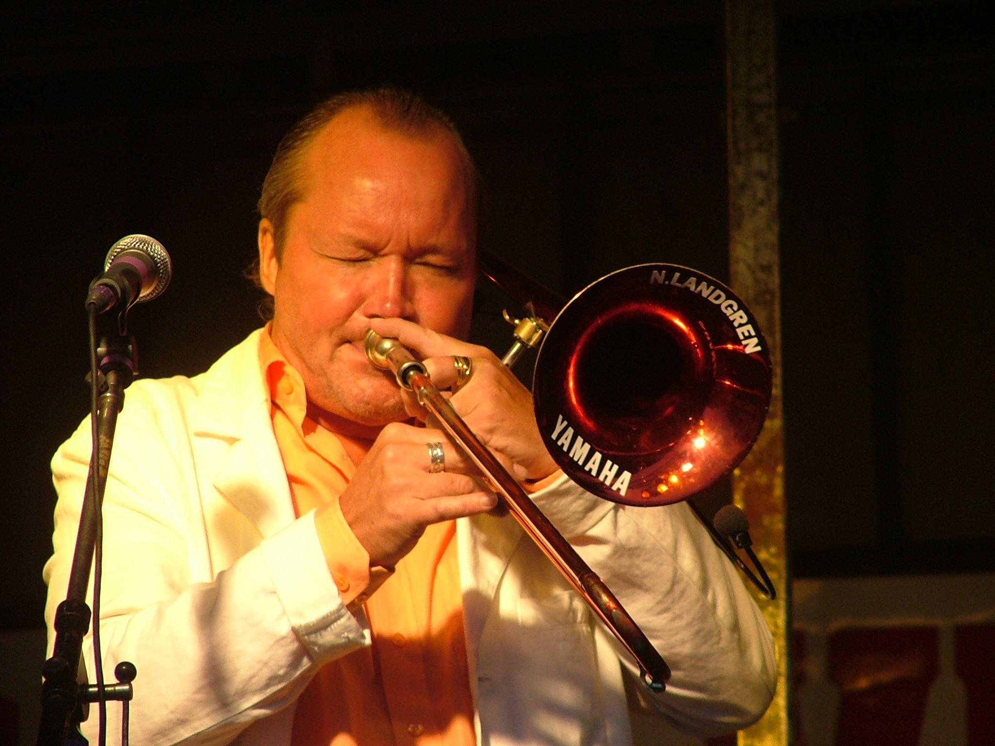Jazz under the stars - Nils Landgren Funk Unit