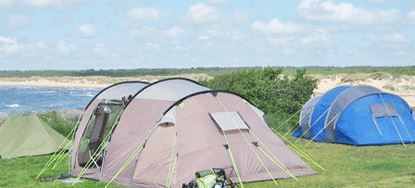 Strandgården Vilshärad Camping