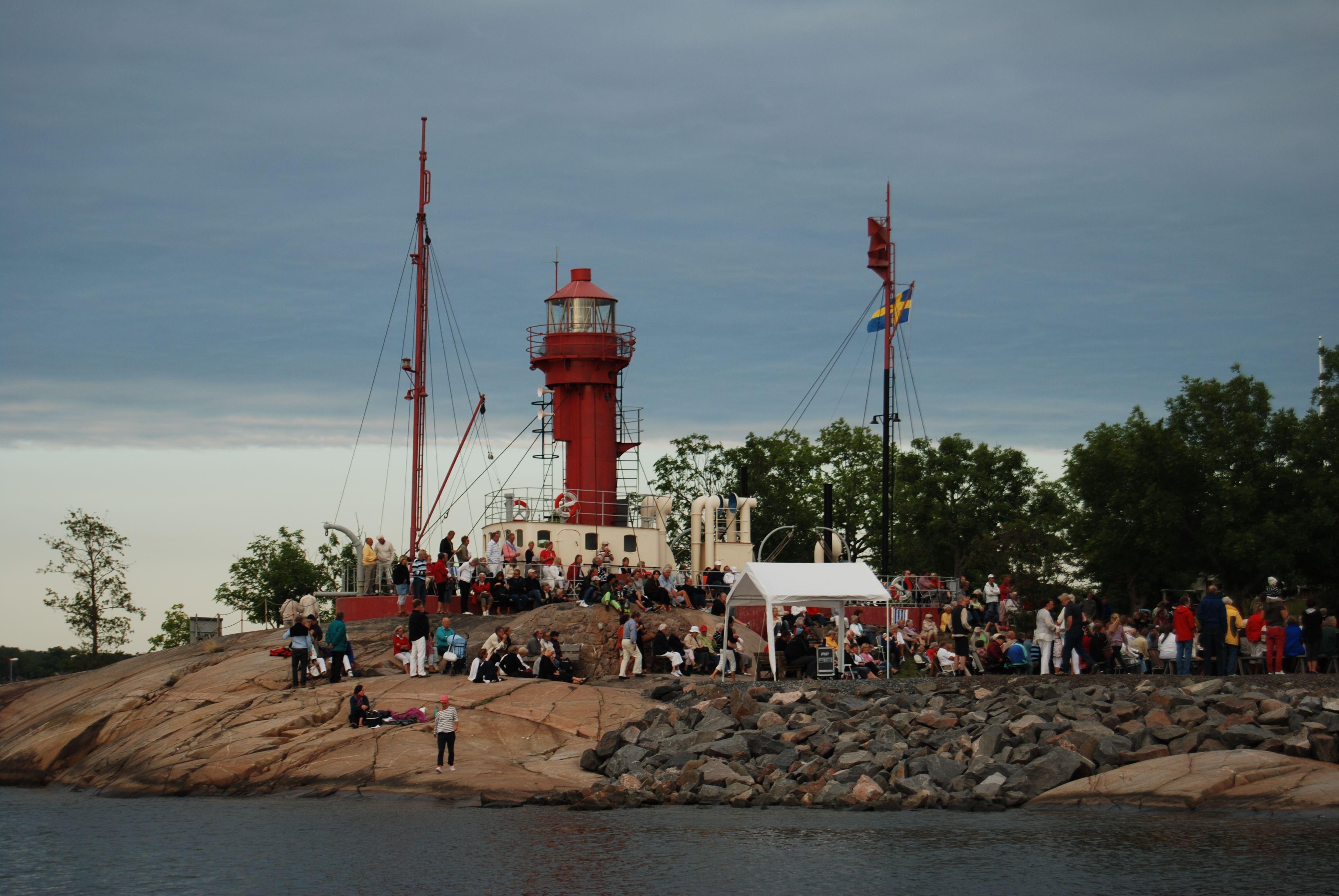 Stadsvandring - Lotsarna och sjömännens stadsdel Skaten, Öregrund