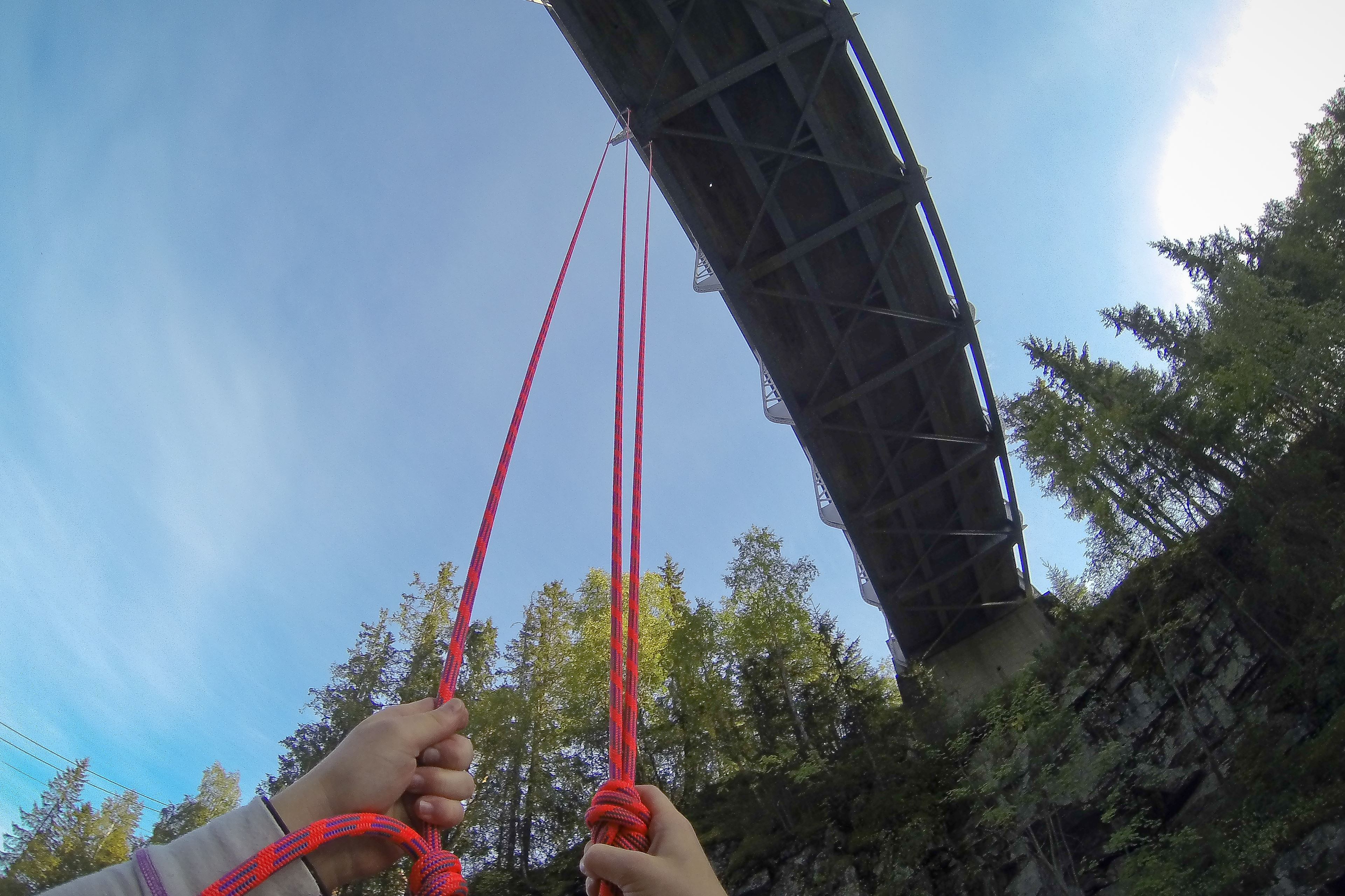 Bridge Swinging