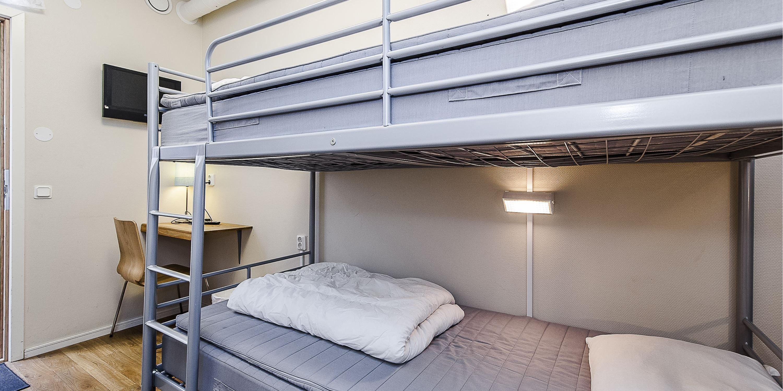 City Hostel, SVIF