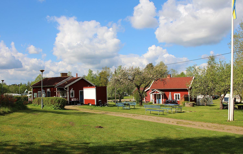Sofia Carlsson,  © Tingsryds kommun, Linneryds Camping