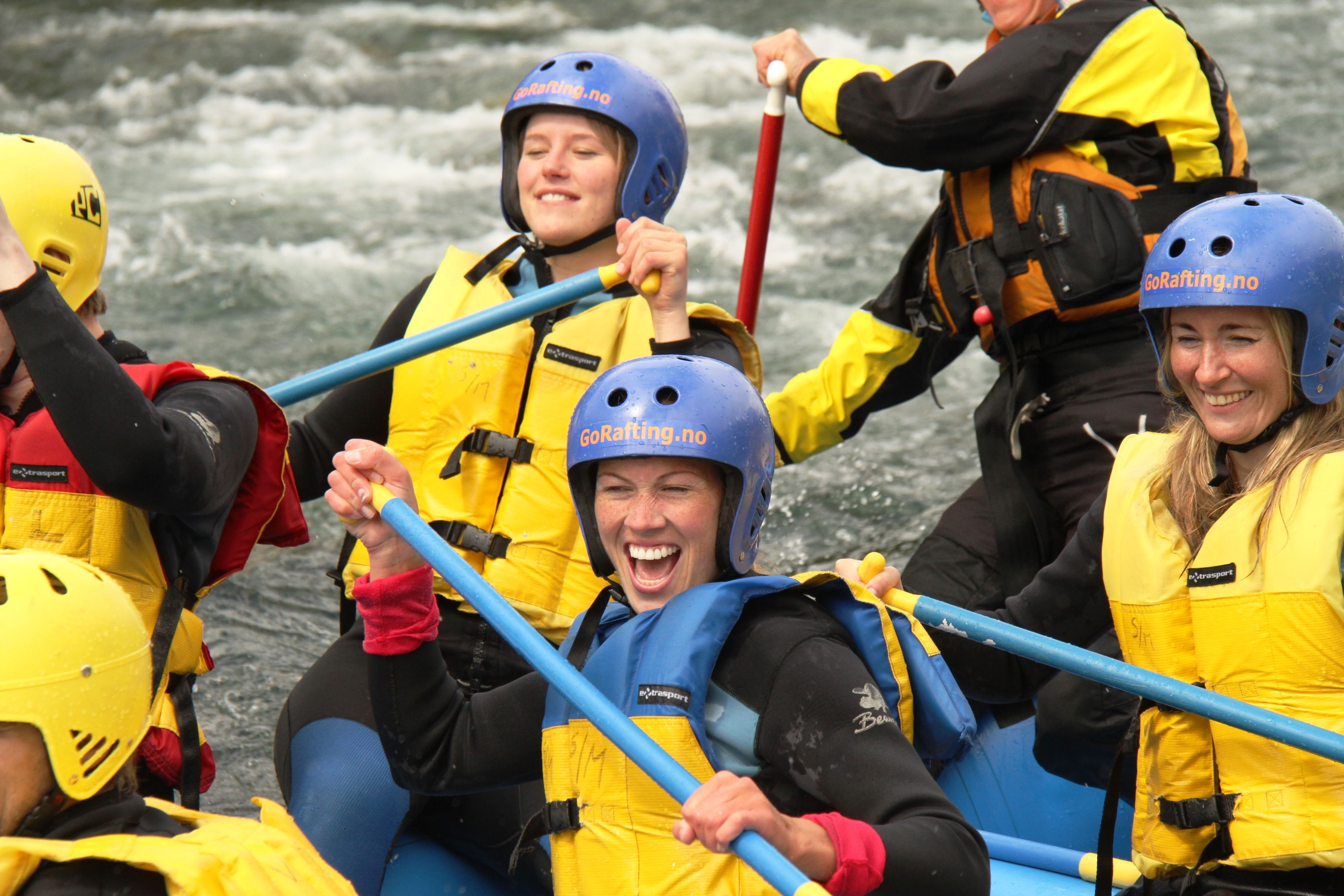 a. Rafting Daytrip