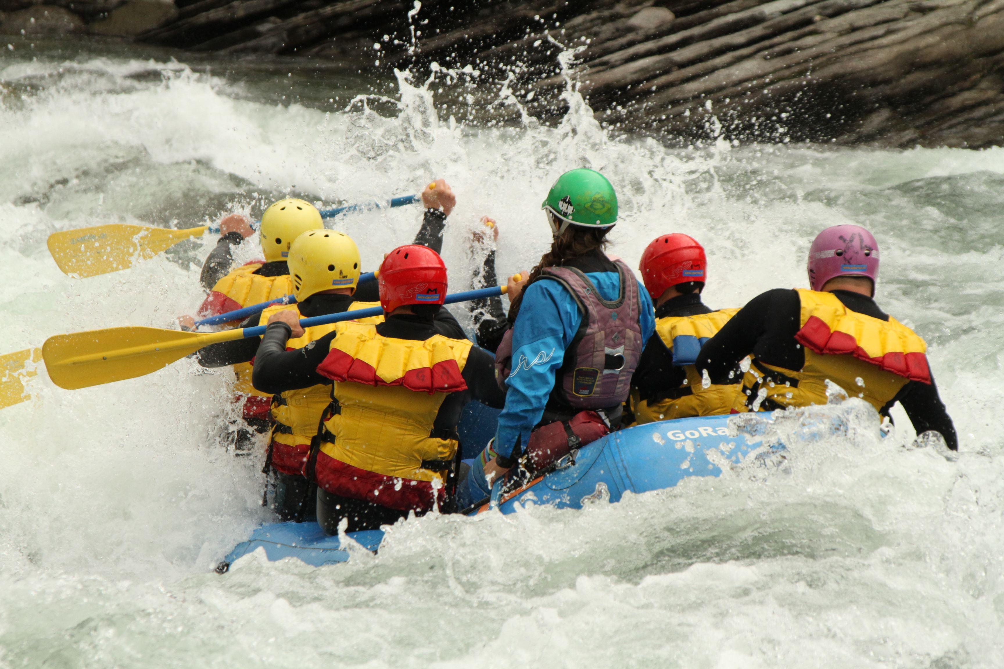 Rafting Shorttrip