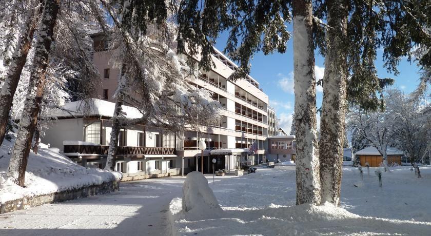 Hotel Valaisia - Montana