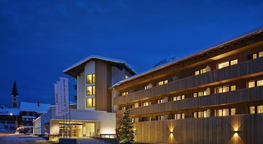 Silvretta Montafon Sporthotel - Gaschurn