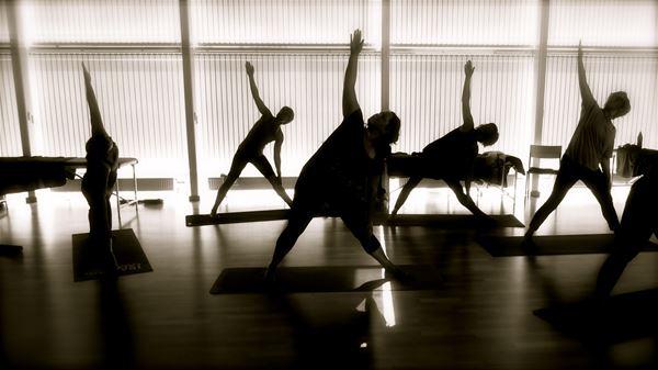 Naturlig rörelse, lugn och ro