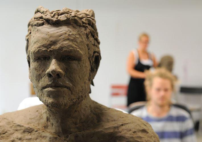 Historisk och samtida skulptur