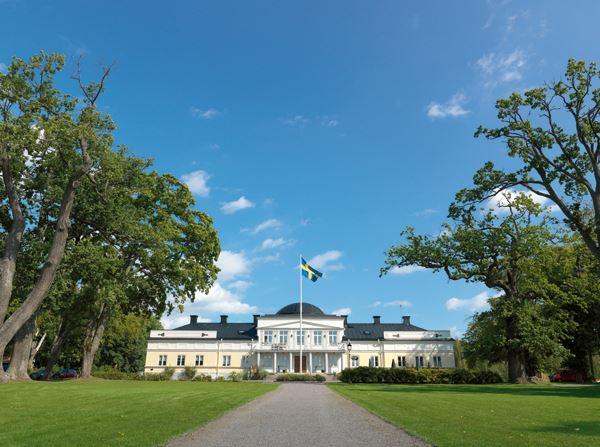 Gränsö Slott Spa