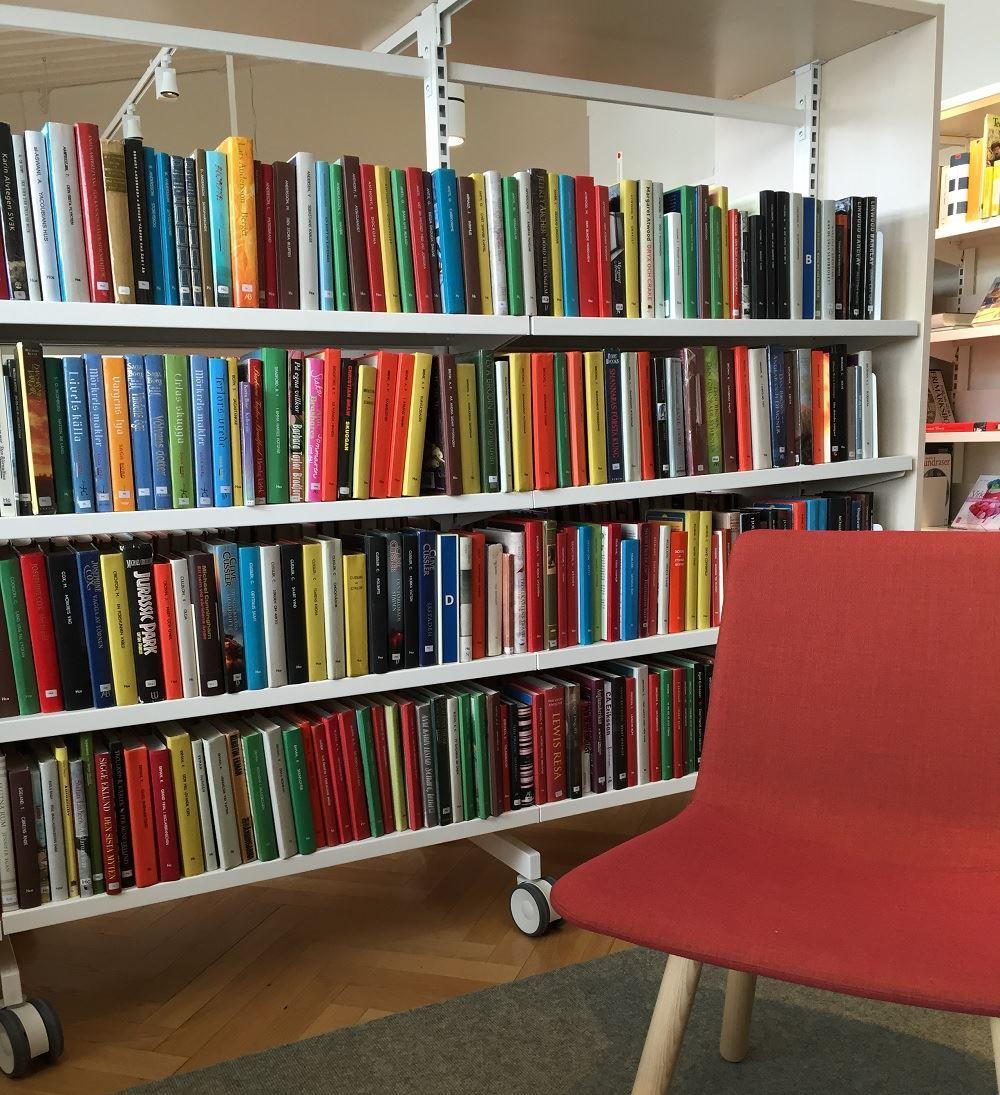 Visit Idre, Idre bibliotek