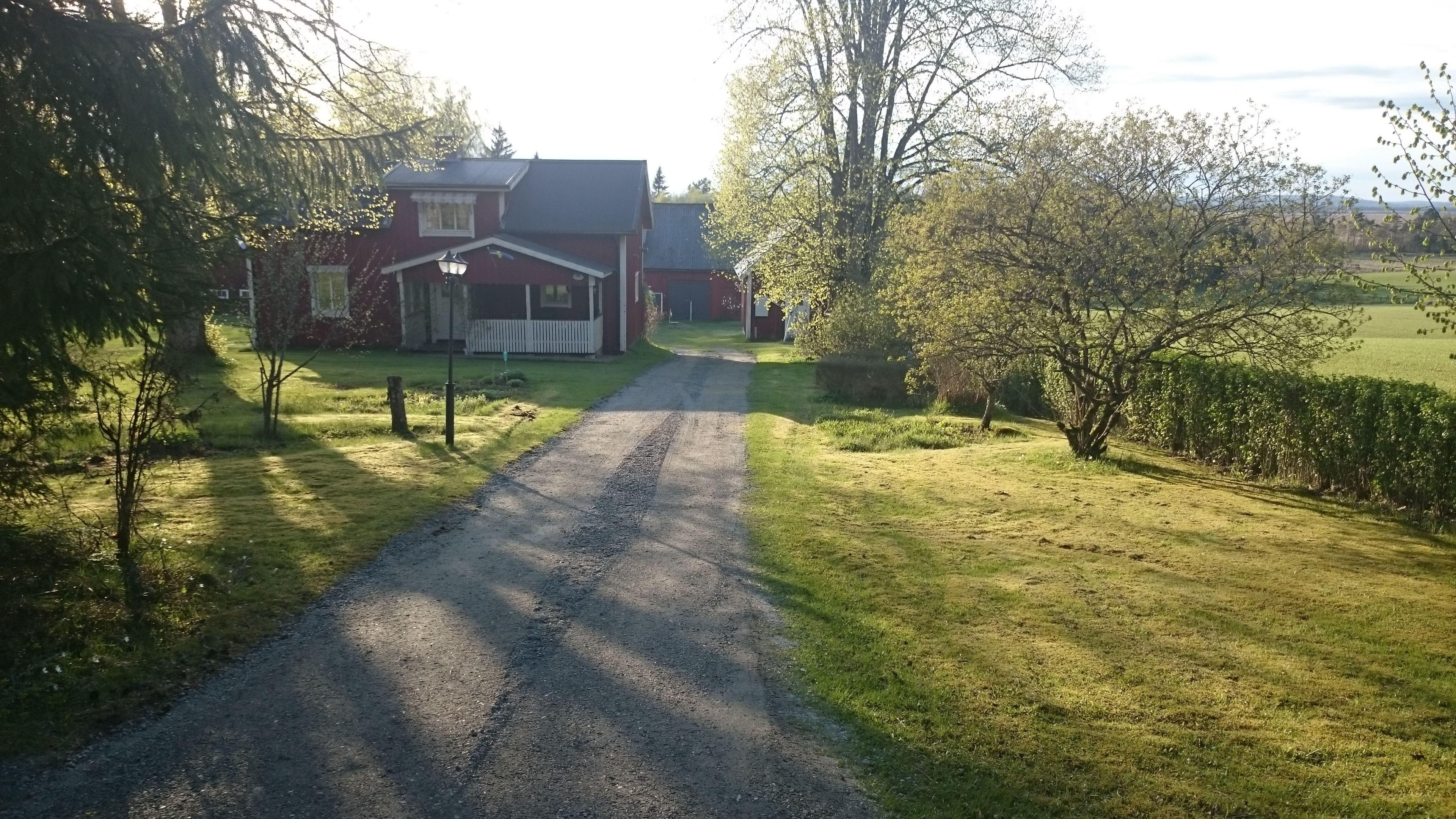 Stuga: Hagegård, Maramö