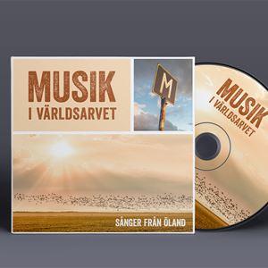 Skivrelease och underhållning - Musik i världsarvet