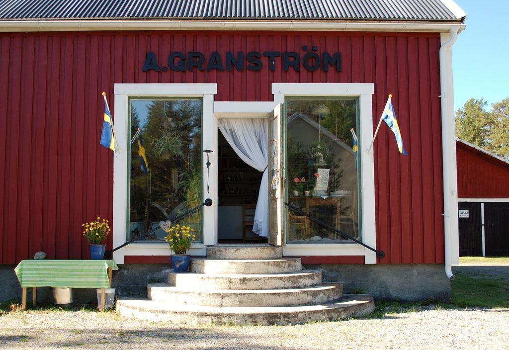 Granströms Café i Mårdsele