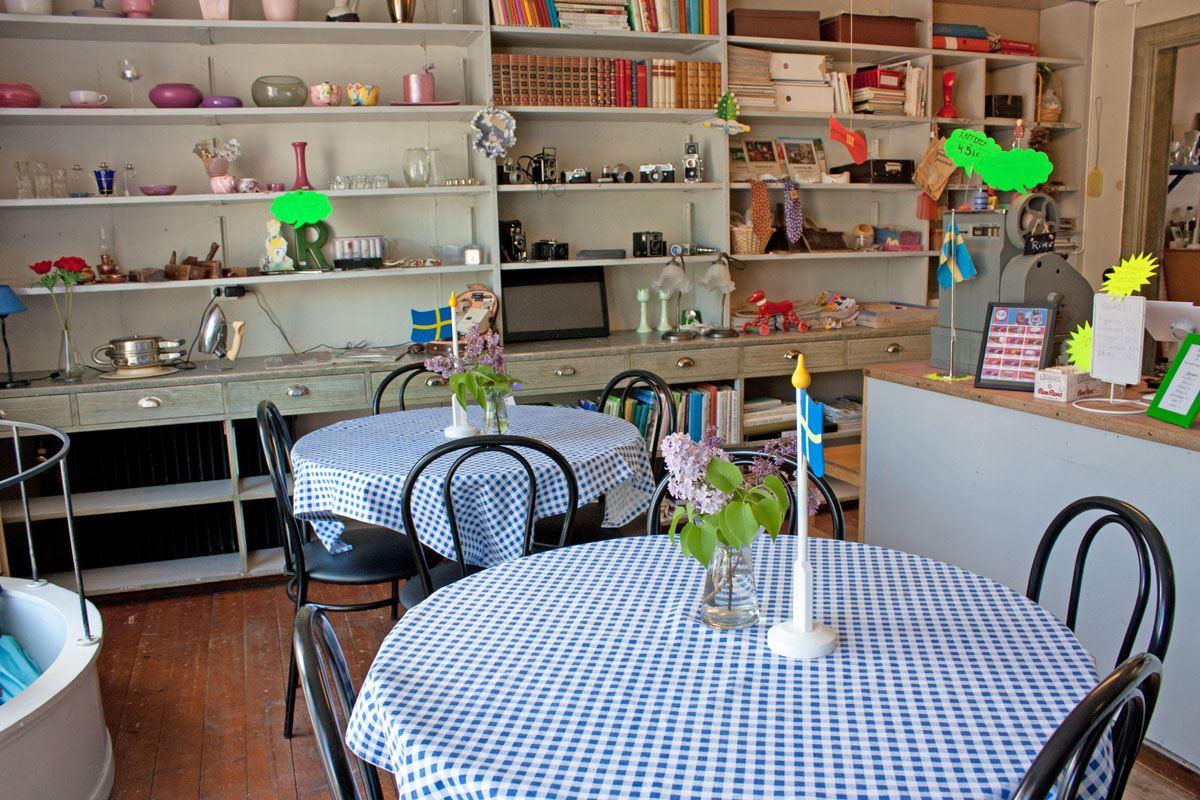 Granströms Café in Mårdsele