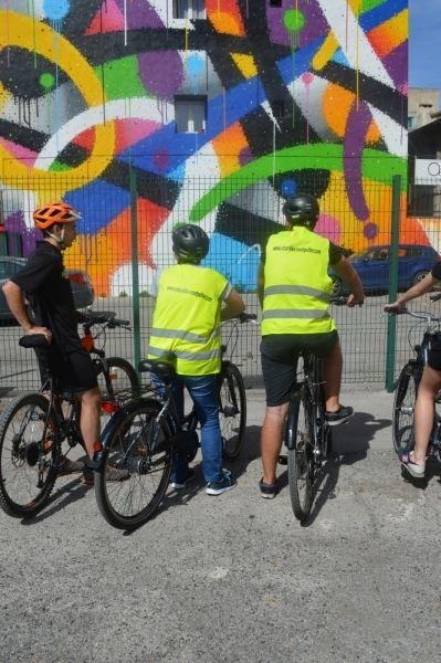 Montpellier Street Art avec UrbanBike City Tour