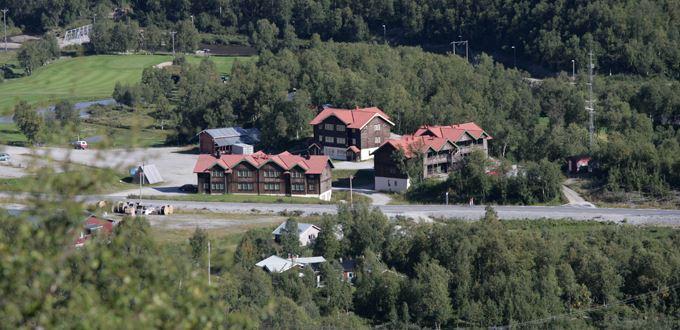 Ramundberget Skarsvallen 10 bäddar Inkl. avresestäd