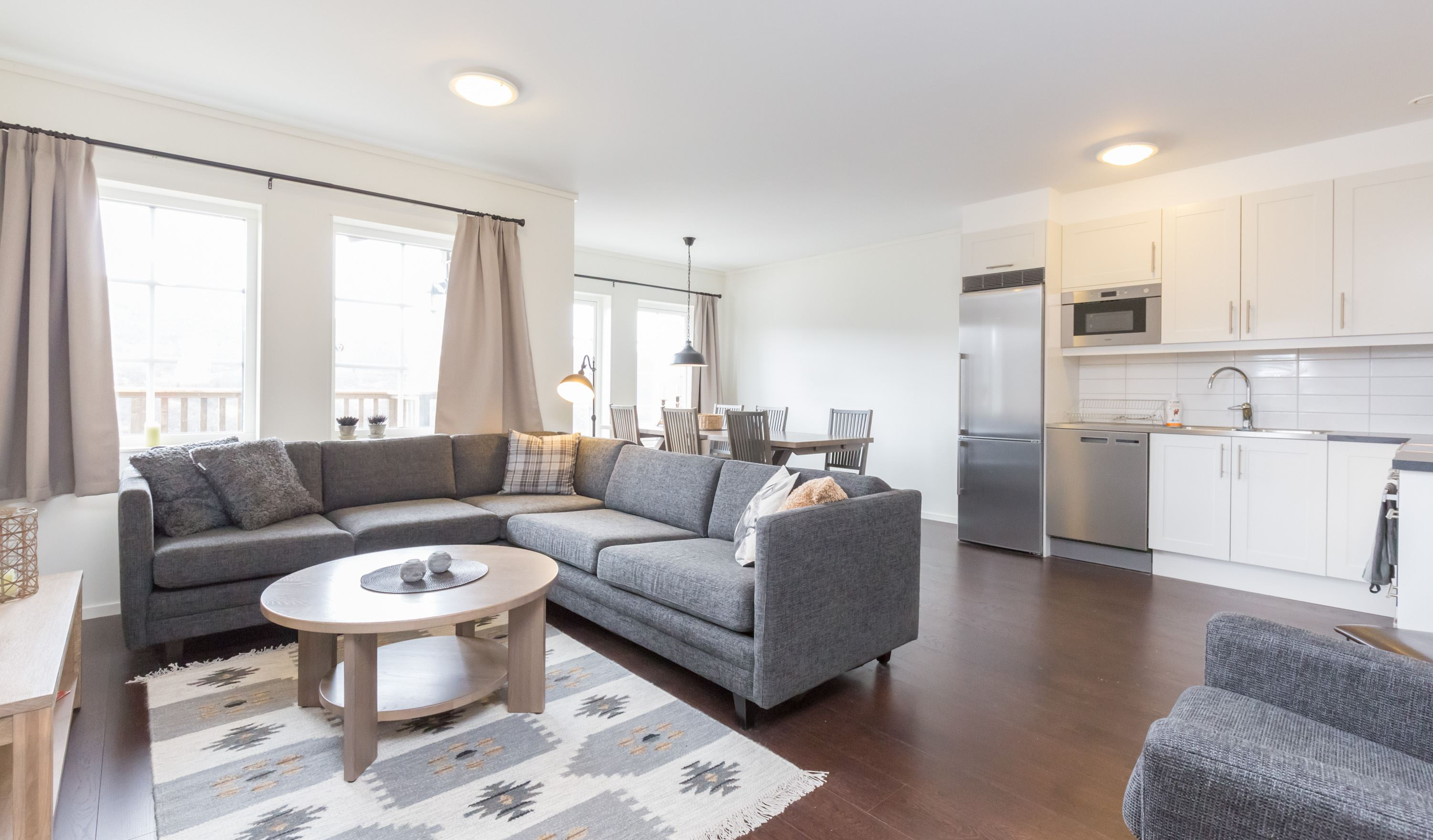Apartment 900 6+2 beds