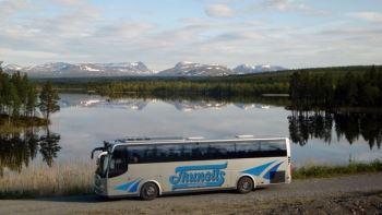 Thunells Busstrafik Härjedalen