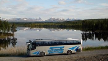 Thunells Busstrafik Härjedalen/Thunells Taxi