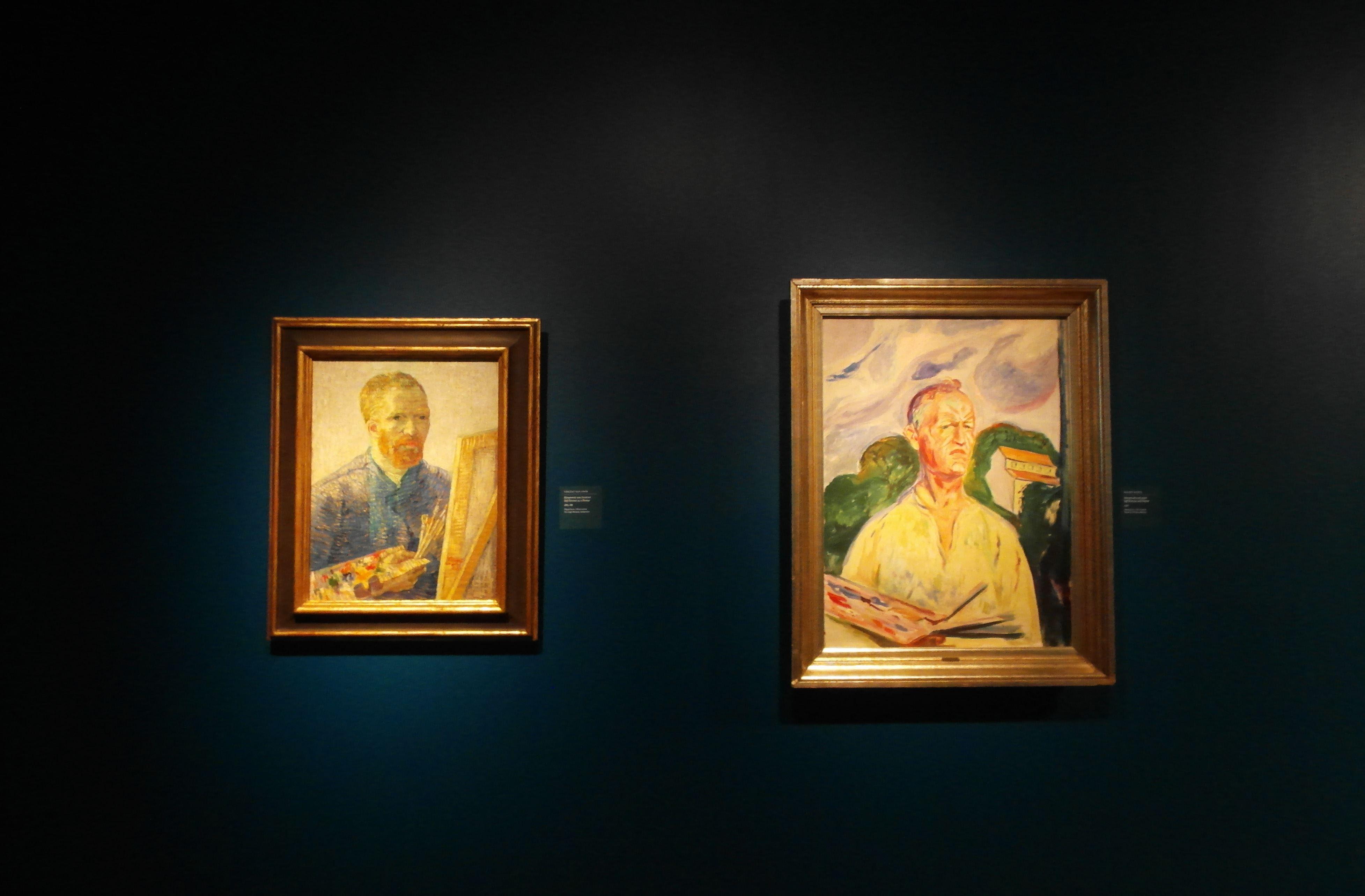 Oslo Van Gogh - Munch (10.15 am - 1.15 pm)