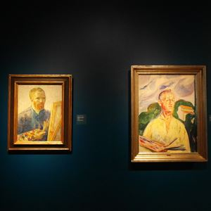 Oslo Van Gogh - Munch (10.15 am - 1.15 pm)