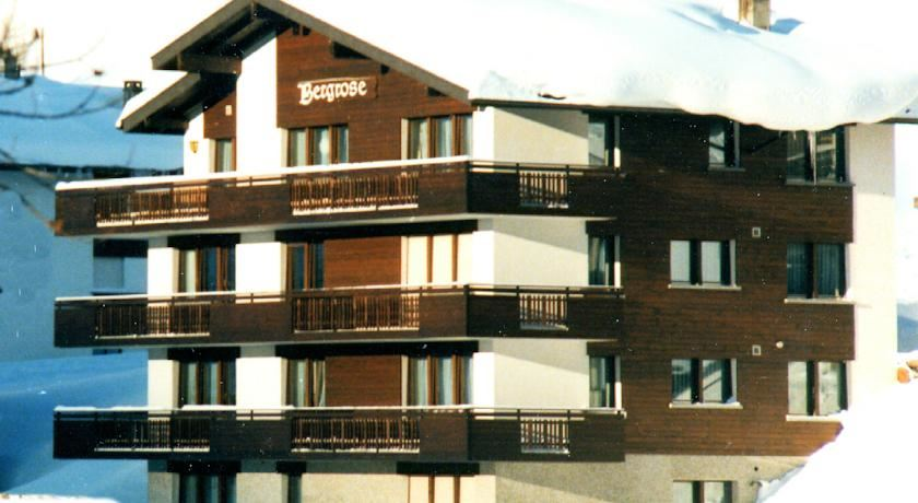 Lägenheten för upp till 5 personer med 3 rum på Bergrose - Saas-Fee