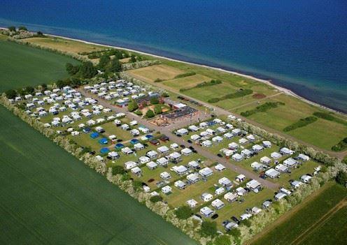 Odder Strand Camping