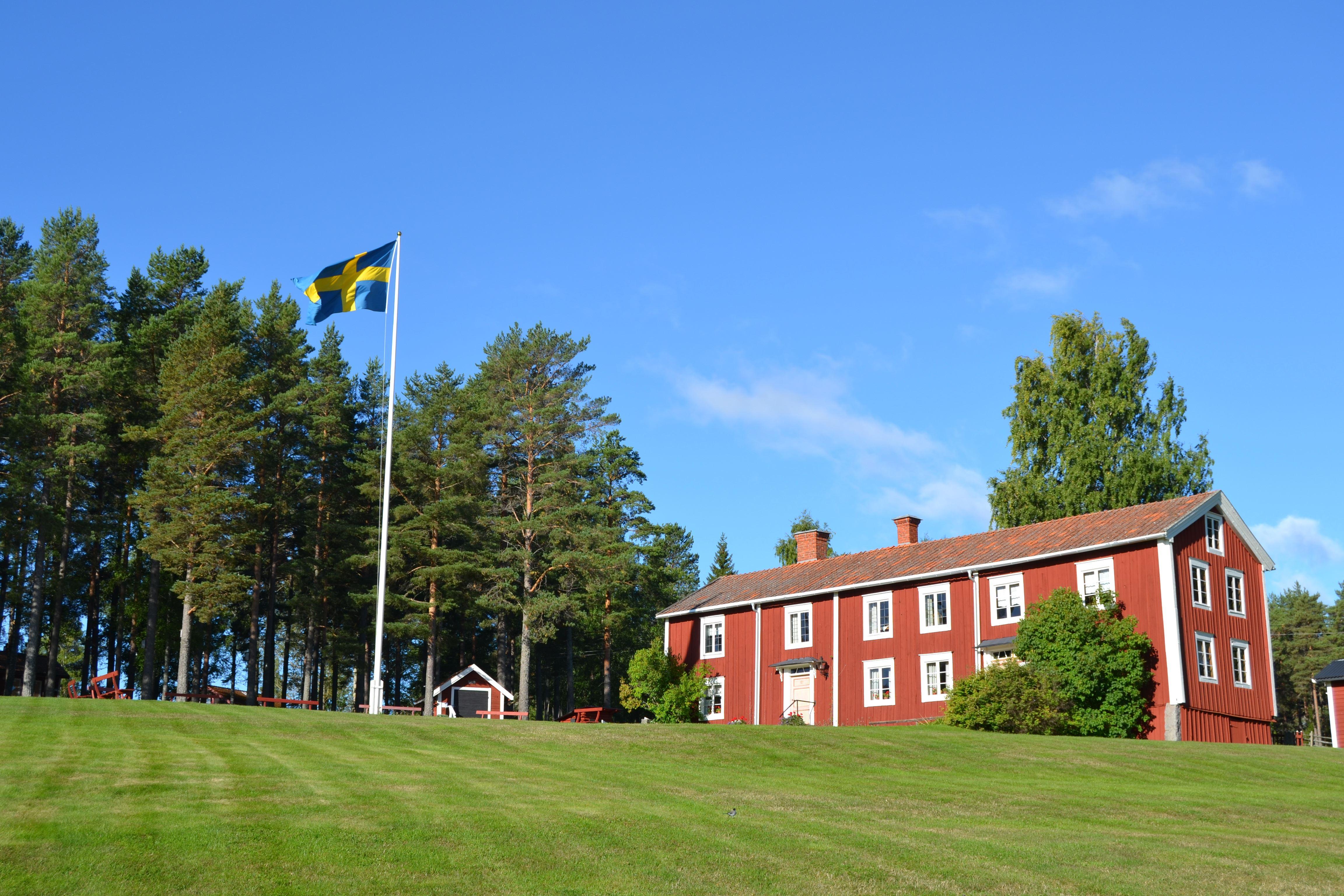 Malin Löthmyr, Norrbo homestead