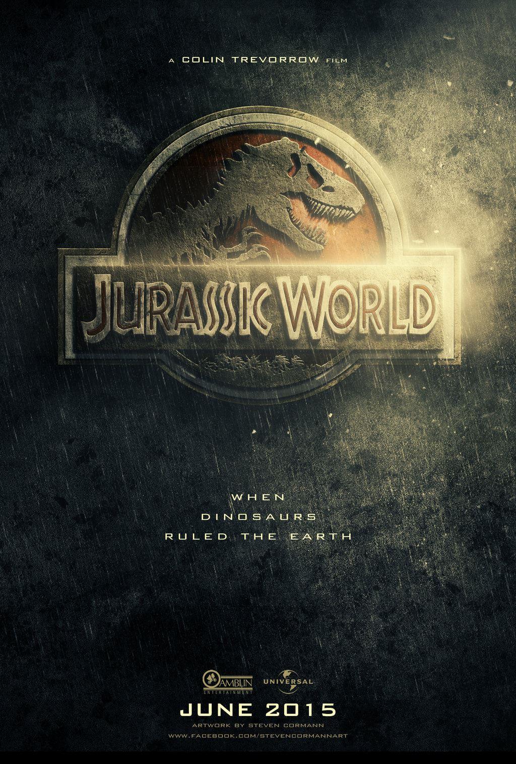 Bio i Åmsele - Jurassic World