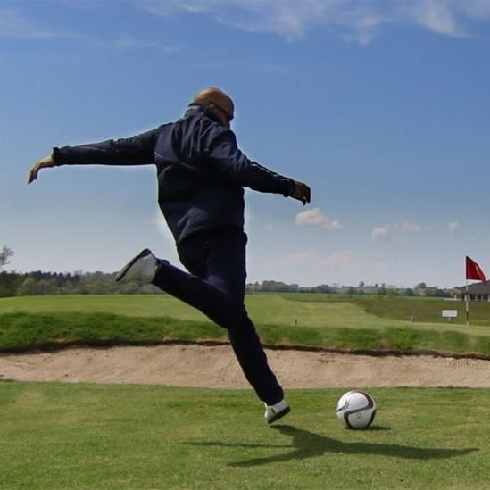Footgolf - Pay and play