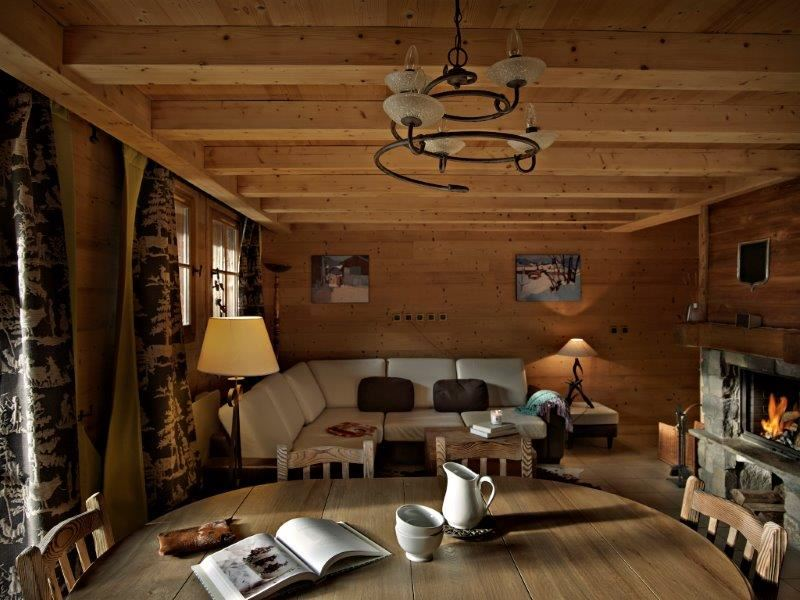 Chalets Cocoon - Villarencel (4,5 Snowflakes