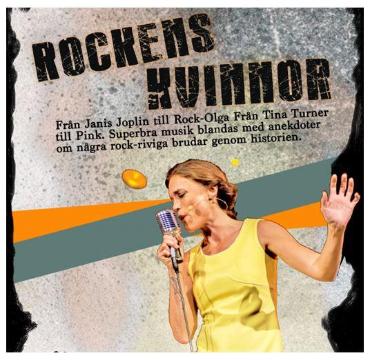 Rockens Kvinnor - Söderbärkemöljan