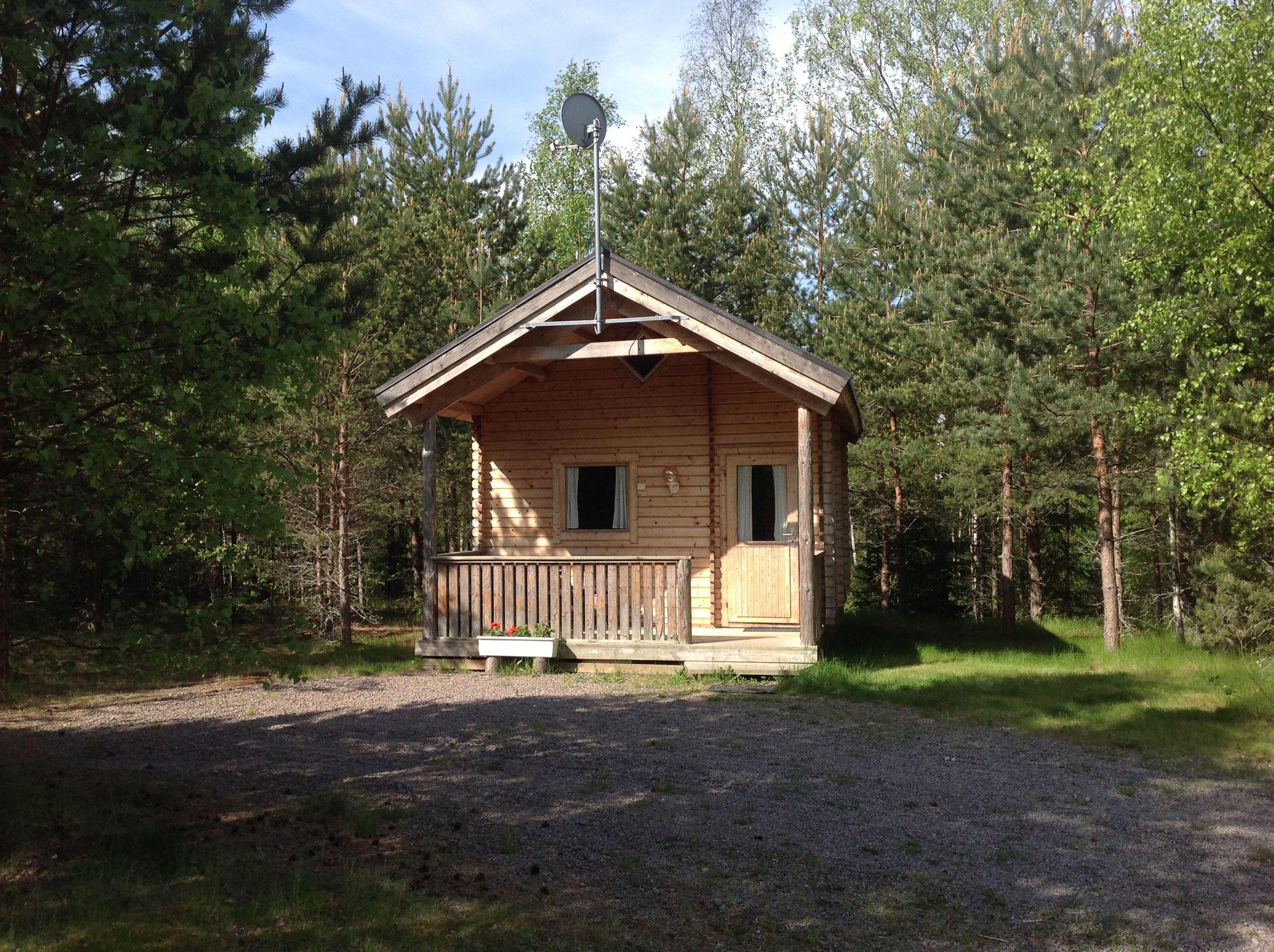 Cottage - Källdalen, Lillstugan