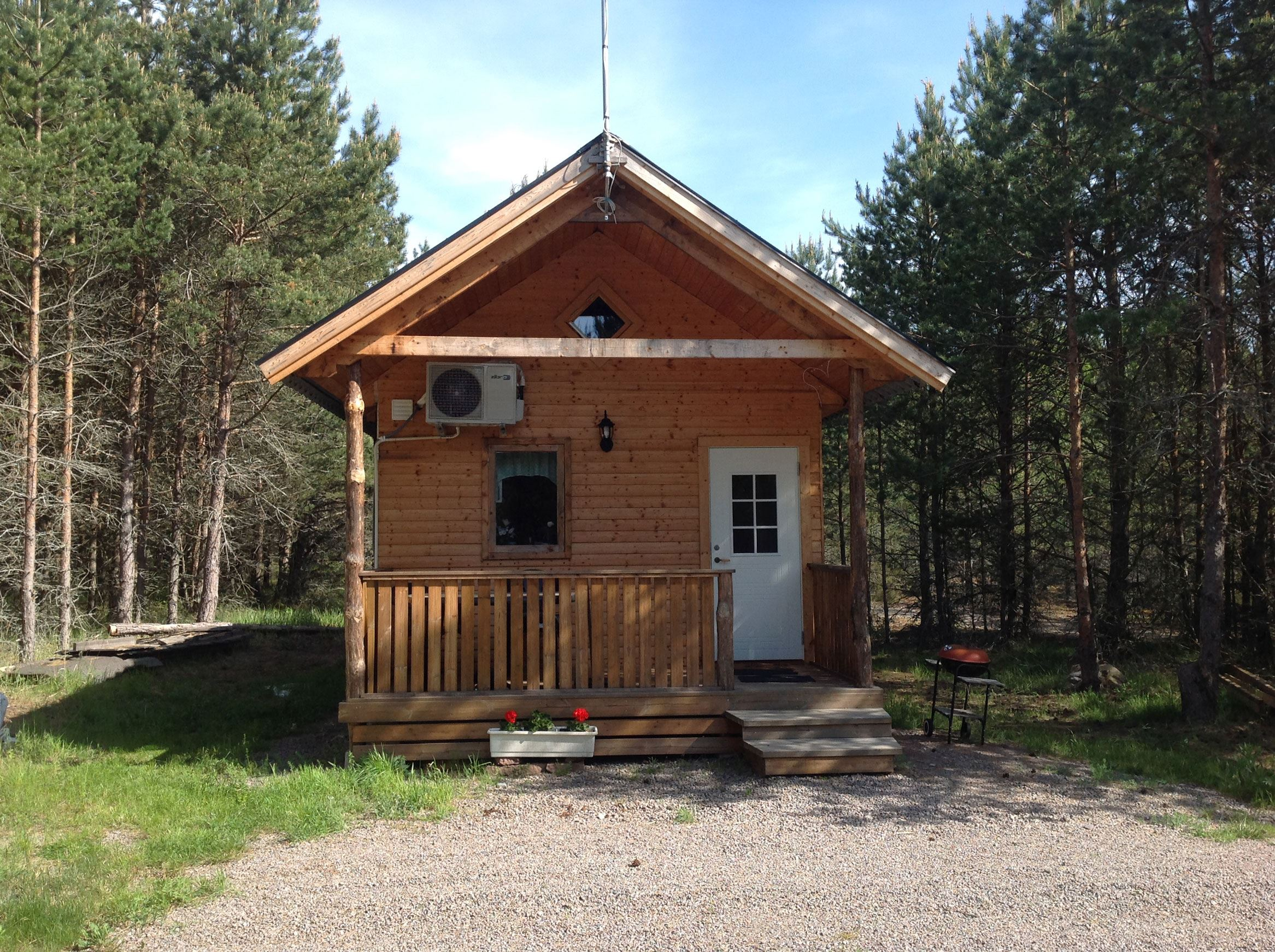 Cottage - Källdalen, Källstugan