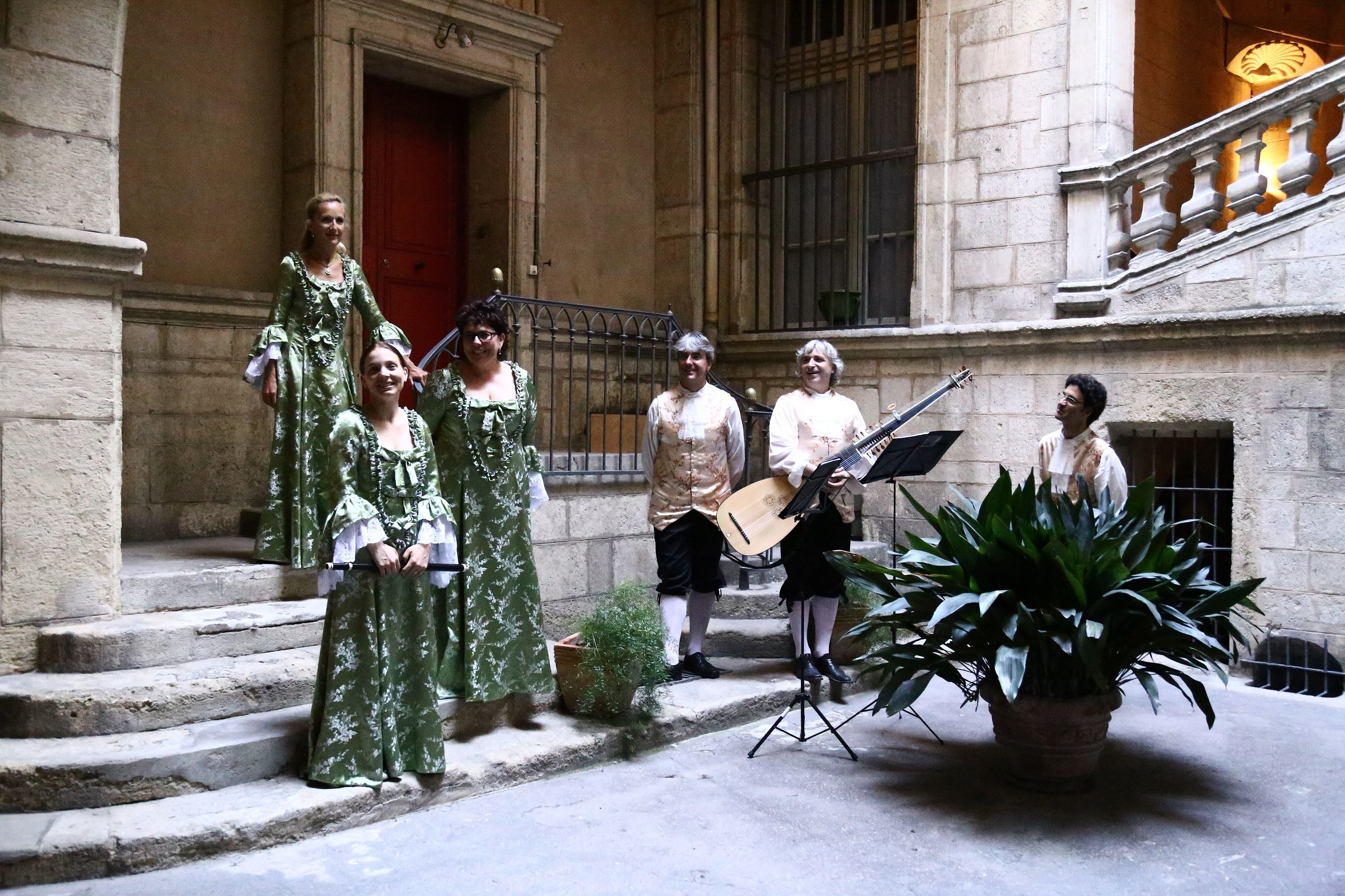 Visite guidée musicale Secrètement baroque !