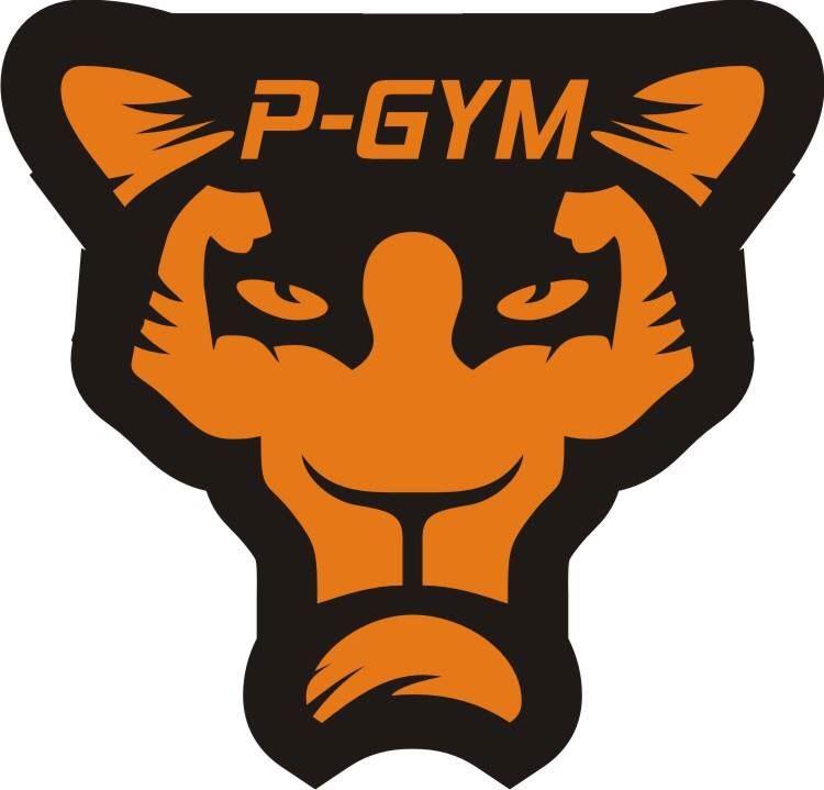 Logo P Gym,  © P GYM, P-GYM Ilsbo