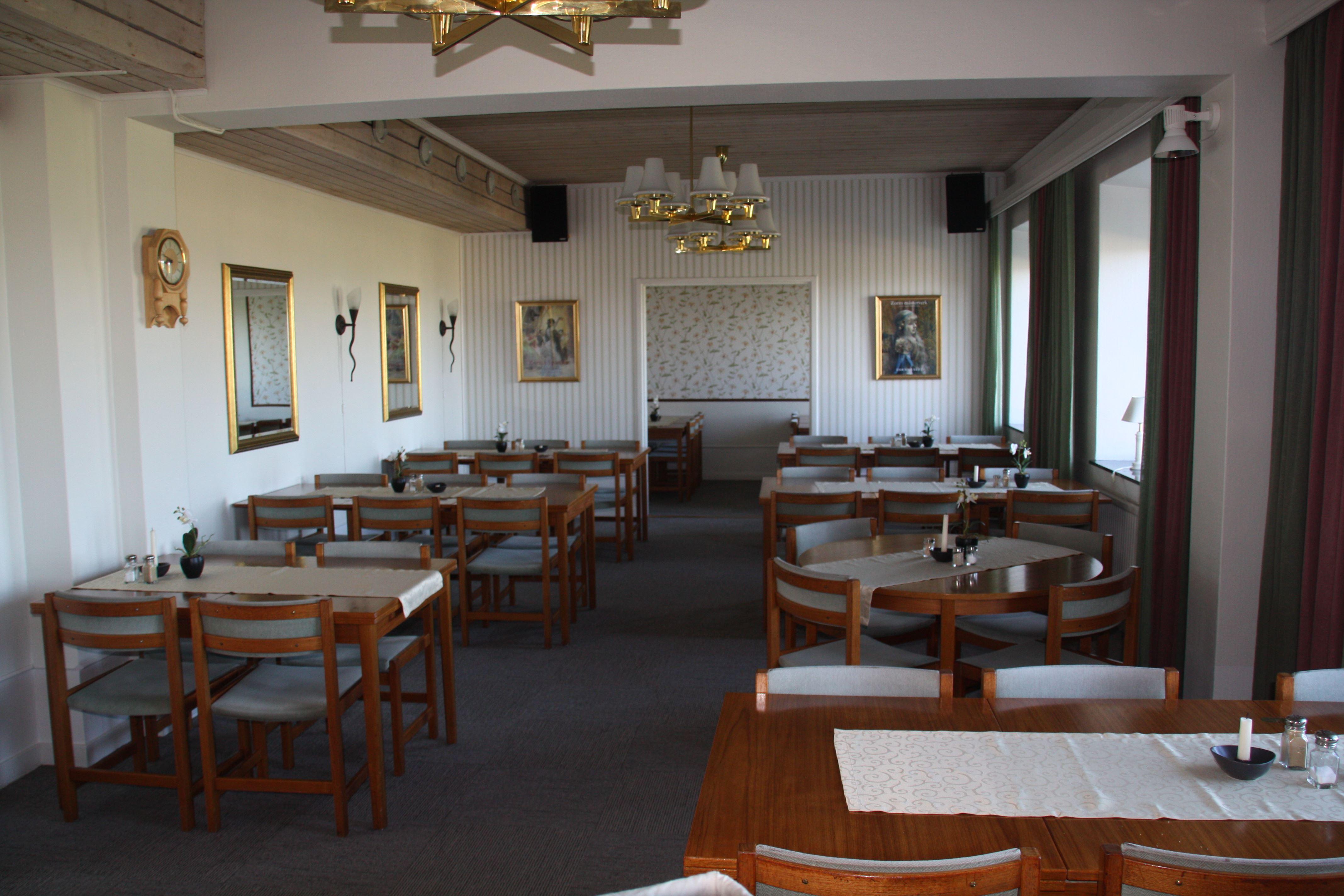Kungshaga Hotell, Orsa