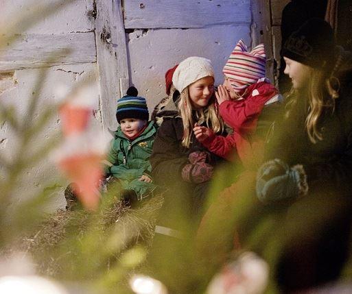 Jul på Fredriksdal